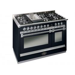 Cuisinière STEEL-Ascot 120 Combi-Vapeur