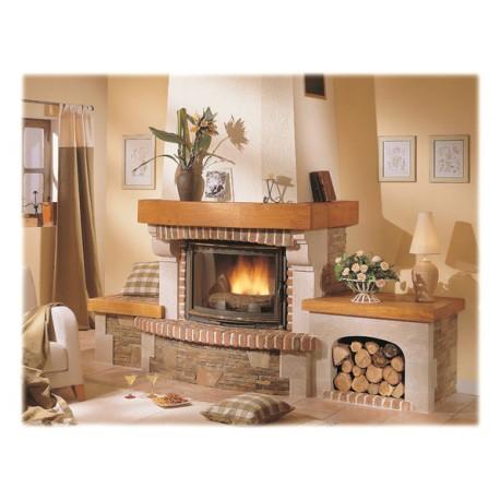 chemin e rustique chazelles bonnieure. Black Bedroom Furniture Sets. Home Design Ideas