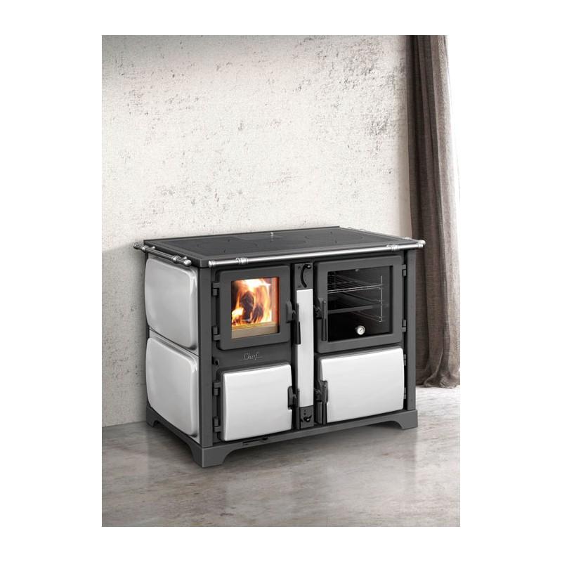Cuisiniere mixte bois gaz cuisiniere bois plus clasf for Cuisiniere design