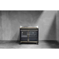 Cuisiniére CORRADI -  RUSTICA 90 LGE Thermo