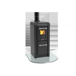 poêle à bois - LINCAR - COLONNINA 170 NV