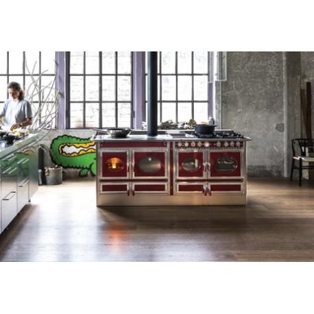 Cuisinière bois/mixte/hydro