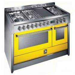 Cuisiniére STEEL - Genesi 120 combi vapeur