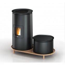 Poêle à granulés - CADEL - Bistrot Lounge 6,5 KW