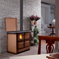 Cuisinière à bois - Lincar - SERIE 145 GN V